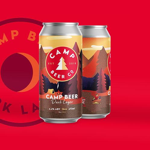 Camp Beer - Dark Lager
