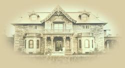 The Homestead Mansion - Circa 1852 - George Dawson Coleman