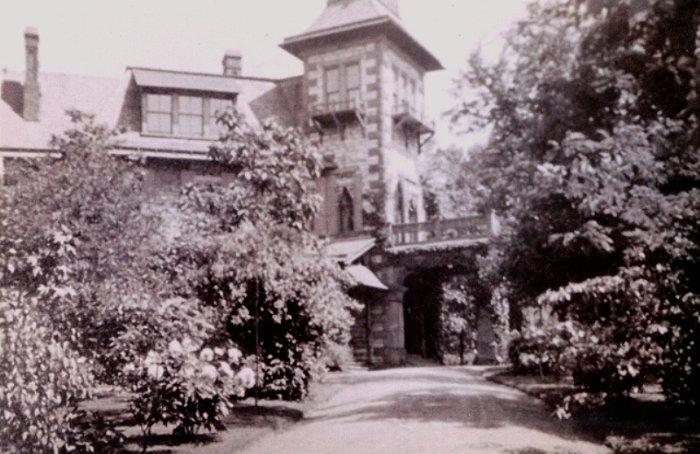 Bertam Dawson Coleman Mansion