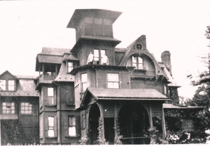 Horace Brock Mansion