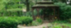 Gazebo in the Children's Garden availabl