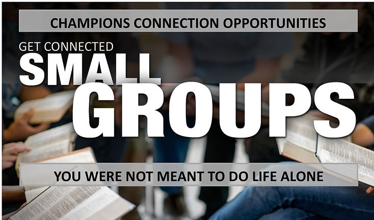 Website 2019 advertisement small groups.