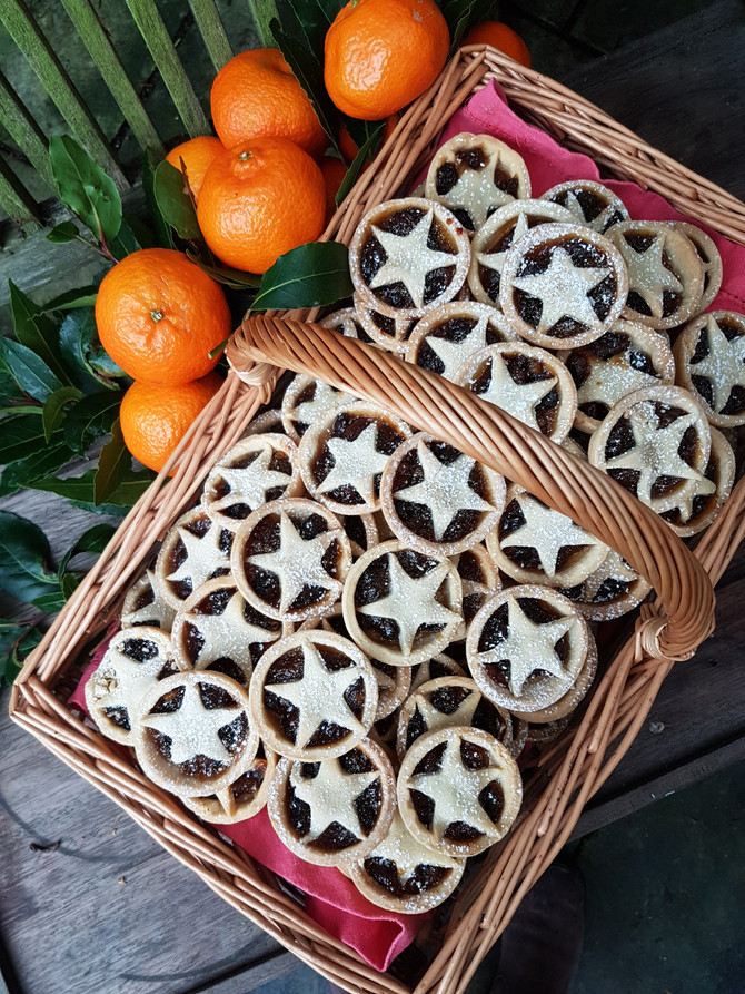 Gluten and dairy free mince pies!