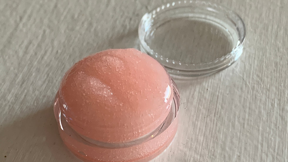 Pretty In Pink Lip Scrub