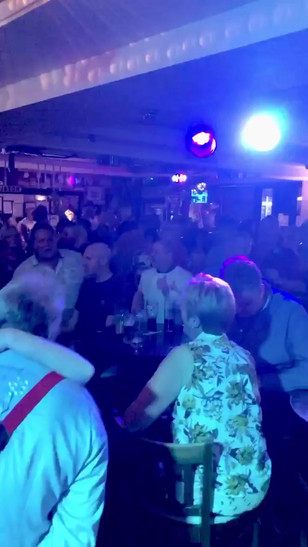 Frankie Heart live at The SoulSuite Blackpool 2019