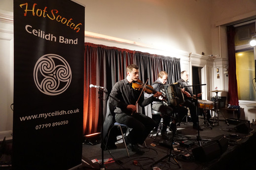 Edinburgh Ceilidh Club