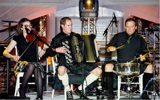 HotScotch Ceilidh Band in Monaco