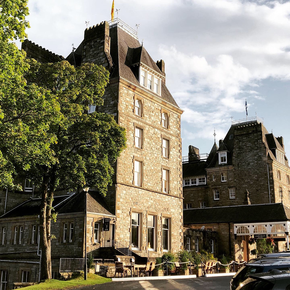 Atholl Palace Hotel, Pitlochry