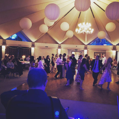 Ceilidh Dancing in Pitlochry
