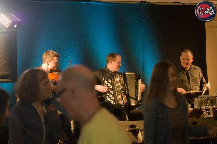 Edinburgh Ceilidh Band hotScotch