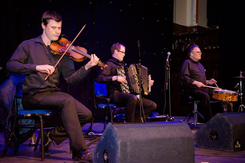 HotScotch Ceilidh Band Live in Edinburgh