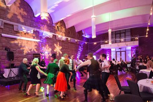Christmas Party nights at Pollok Halls