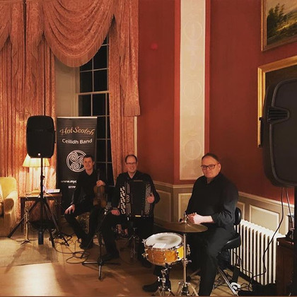 Playing at Archerfield House