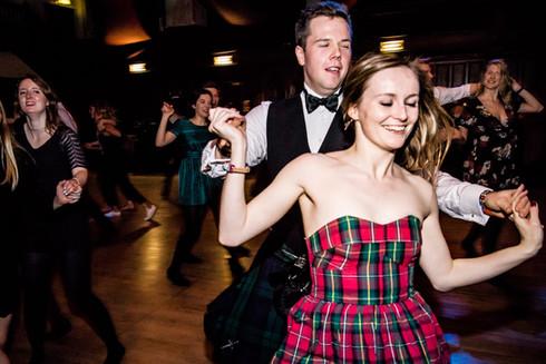 Gay Gordons Ceilidh Dance