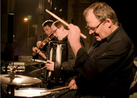 Scotland's top Ceilidh Band