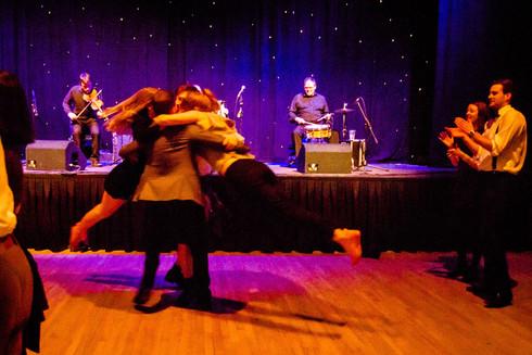 Cumberland Square Eight Ceilidh Dance