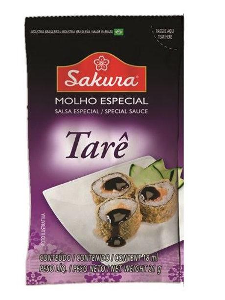 SACHE TARE SAKURA 120x18ml