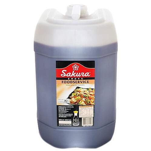 SHOYU SAKURA FOOD SERVICE 20 Litros