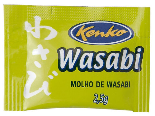 SACHE DE WASABI KENKO 300x2,5G