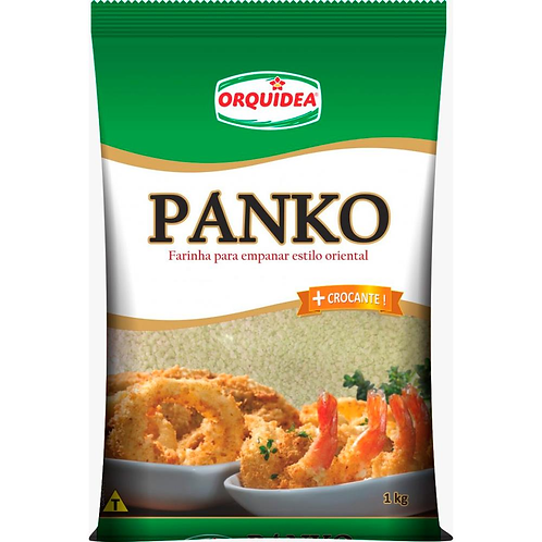 FARINHA PANKO ORQUIDEA 1 KG