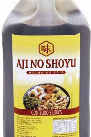 AJI-NO-SHOYU LIGHT 5 Litros