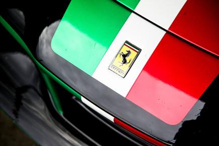 Ferrari 488 challnge
