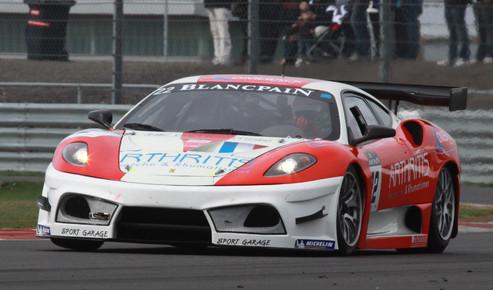 Ferrai 430 Scuderia GT3