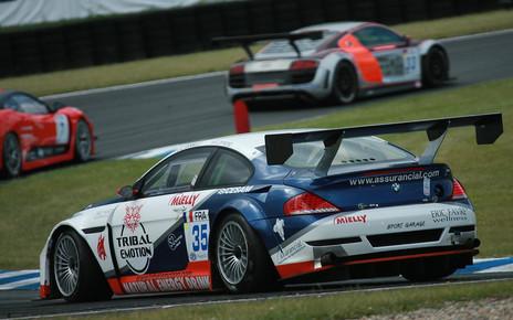Alpina B6 GT3 FIA GT3
