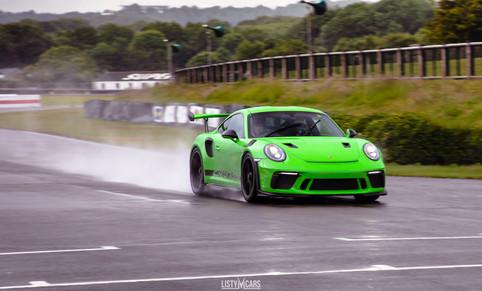 Porsche GT3RS Goodwood