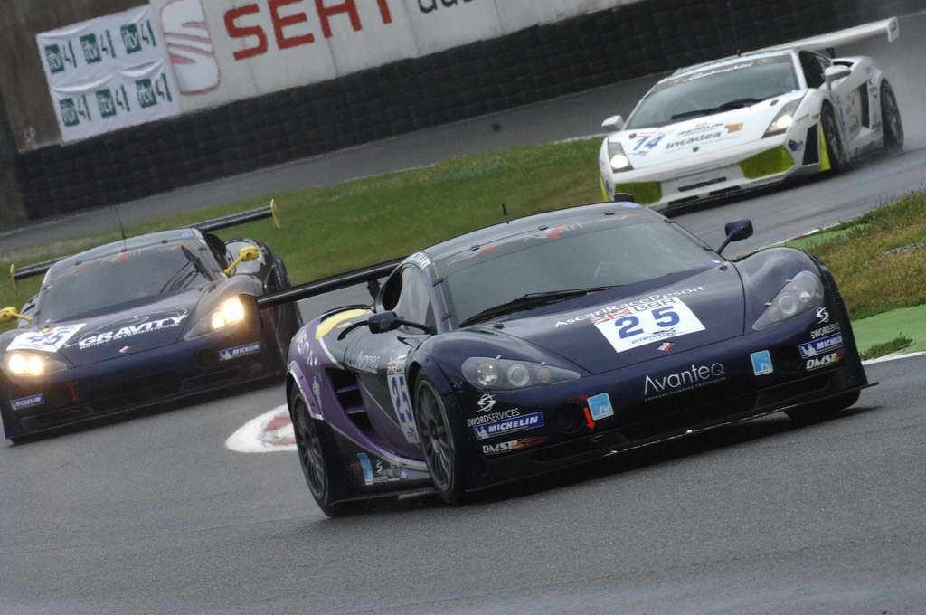 Ascari KZ1R Monza