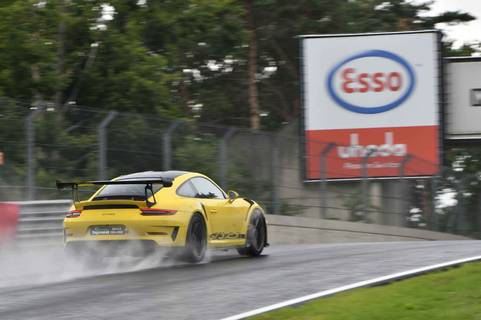 Porsche GT3RS Zolder