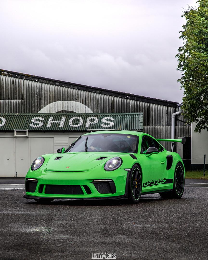 Porsche GT3RS