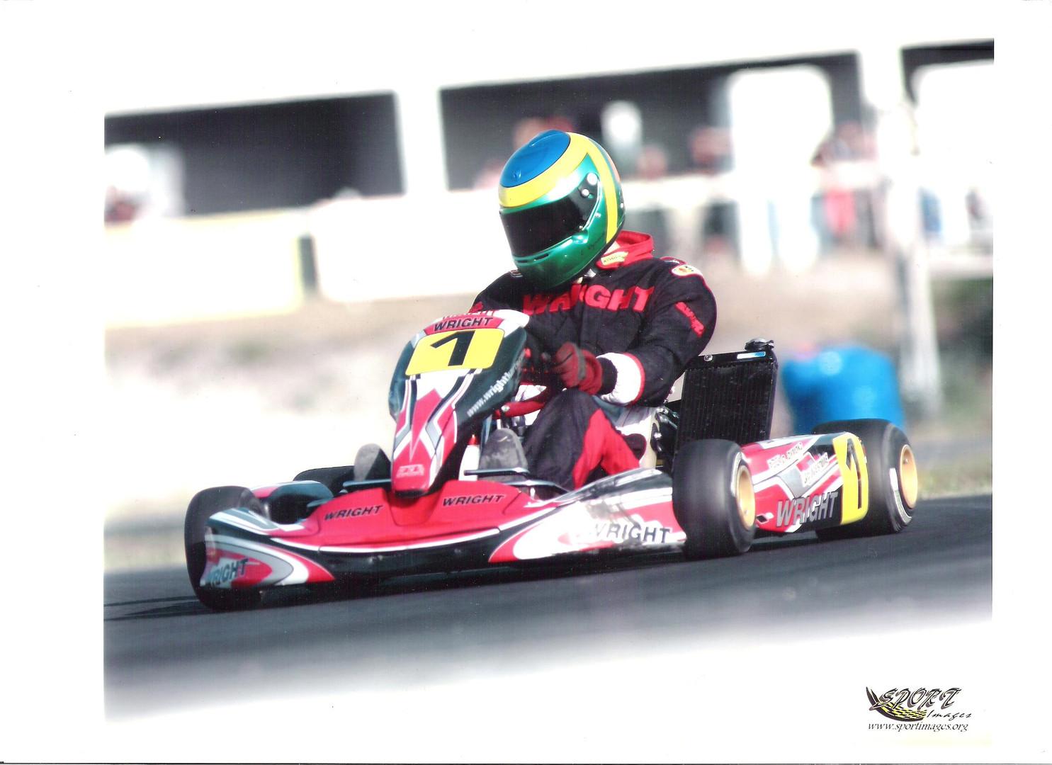 ICA European kart championship Salbris