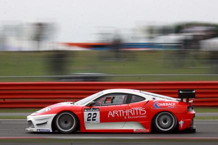 Ferrari 430 Scuderai FIA GT3