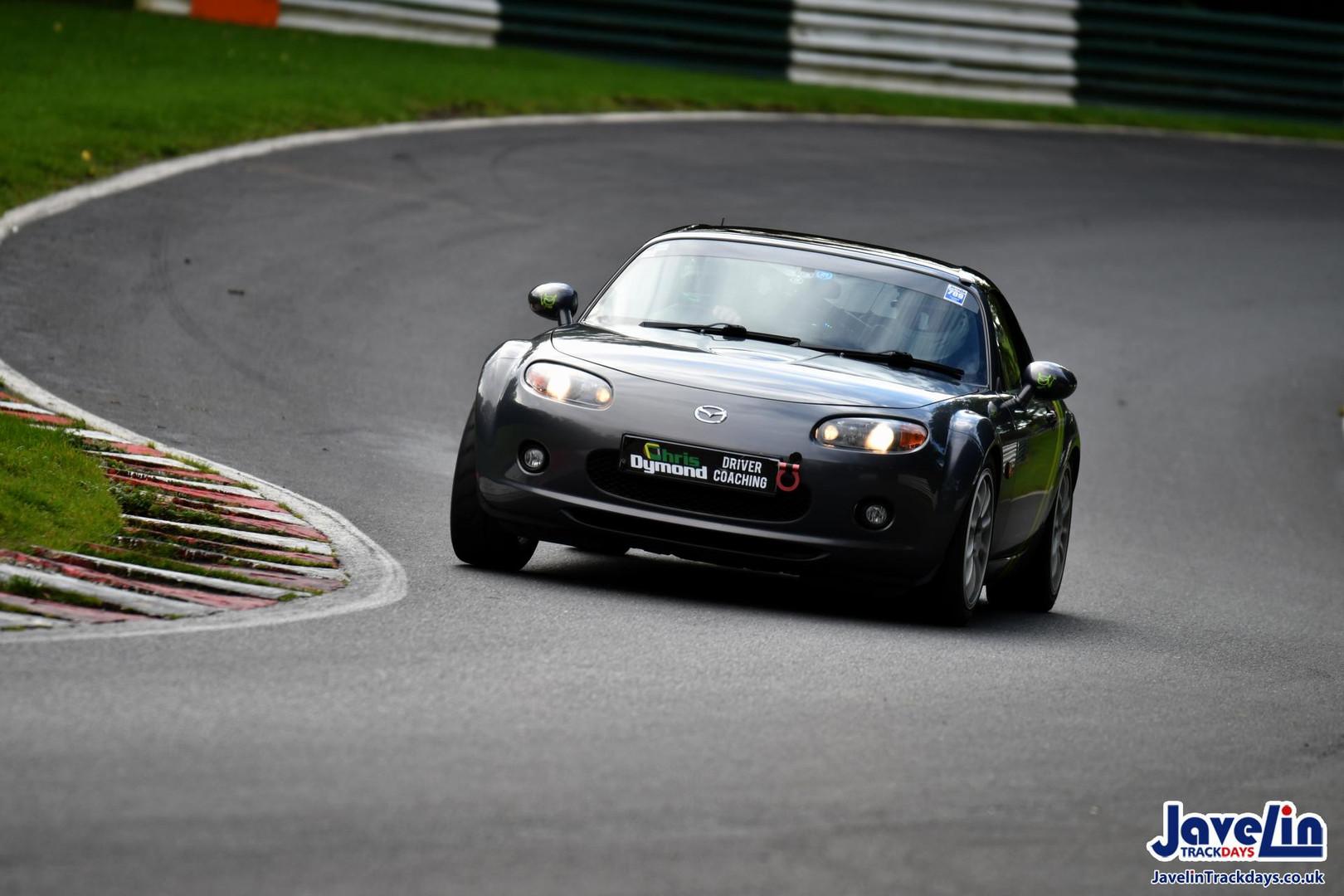 Mazda MX5 Cadwell park