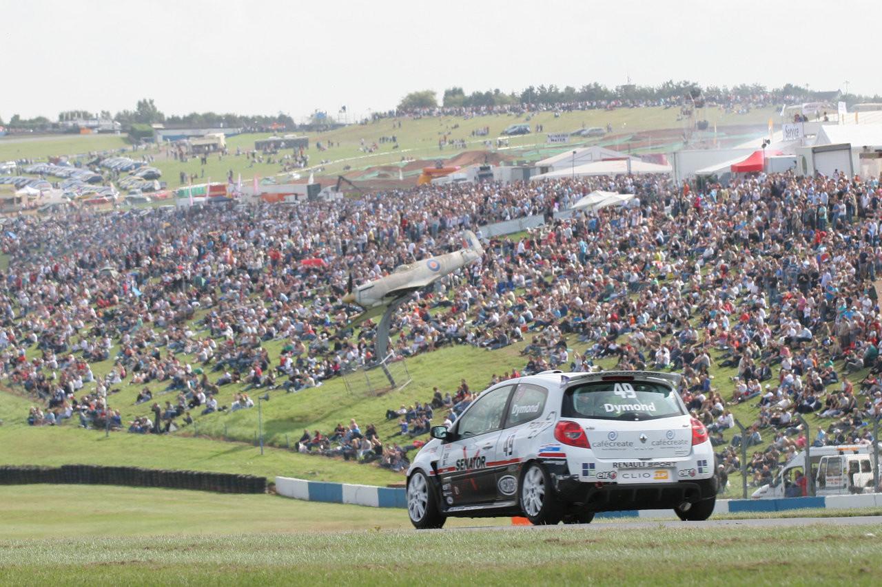 Clio Cup Donington park