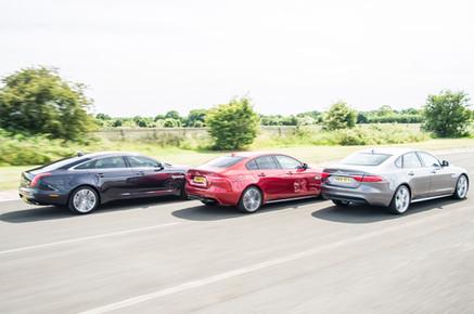 Jaguar range shoot