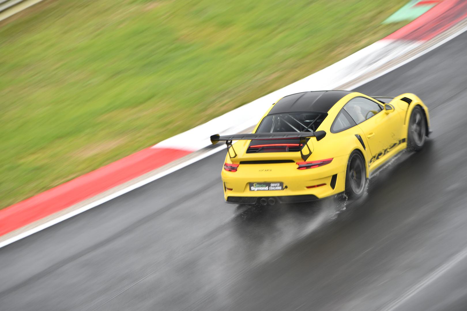 Porsche GT3 RS Zolder