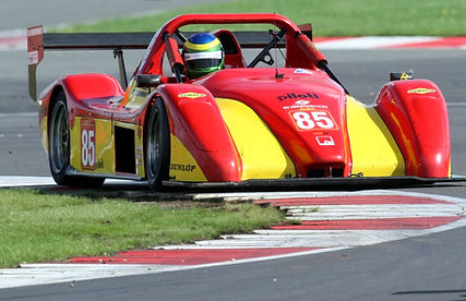 Dymond Radical Champion, track day coaching, in car tuition, instructing