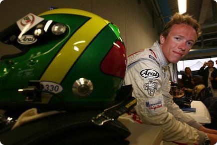 Chris Dymond Monza FIA GT3