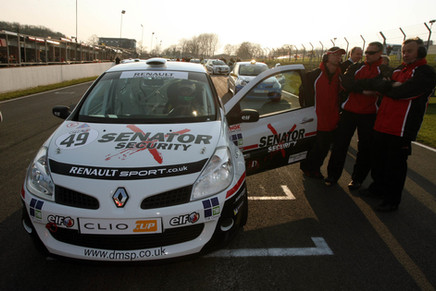 Clio Cup Brands hatch