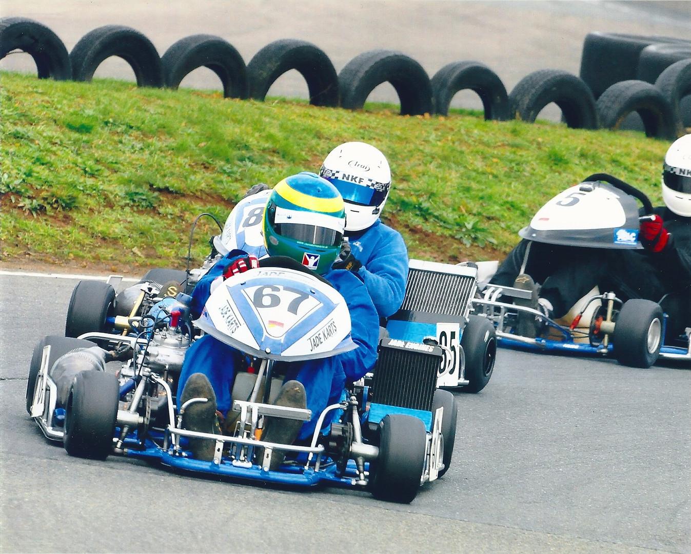 250 Gearbox kart Shenington kart club