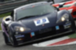 Ascari KZ1-R Monza, track day coaching, in car tuition, instructing