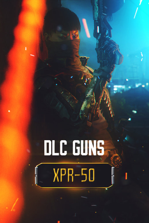 Black Ops 3 PS4: Modded Account With DLC Guns XPR-50 & More Unlock Service
