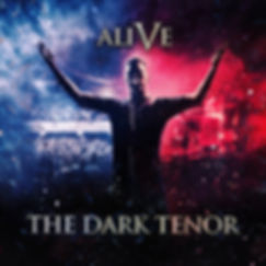 The Dark Tenor - Alive 5 Years Album Cov
