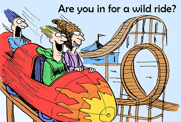 Quick Guide: Are You in for a Wild Ride?