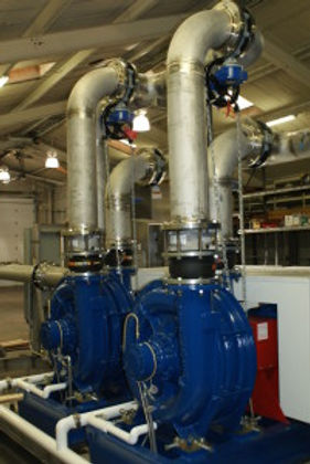 PRM Landfill Gas Extraction System