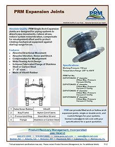 PRM Expansion Joints