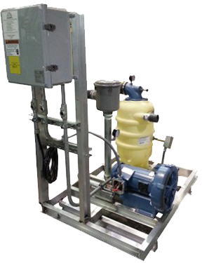 Skid-Mounted Soil Vapor Extraction System
