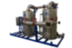 ThePRMMoisture Separator is internally manufactured and our design ensures highly efficient operation. These moisture separators are typically used with our SVE, DPE, or blower stations.